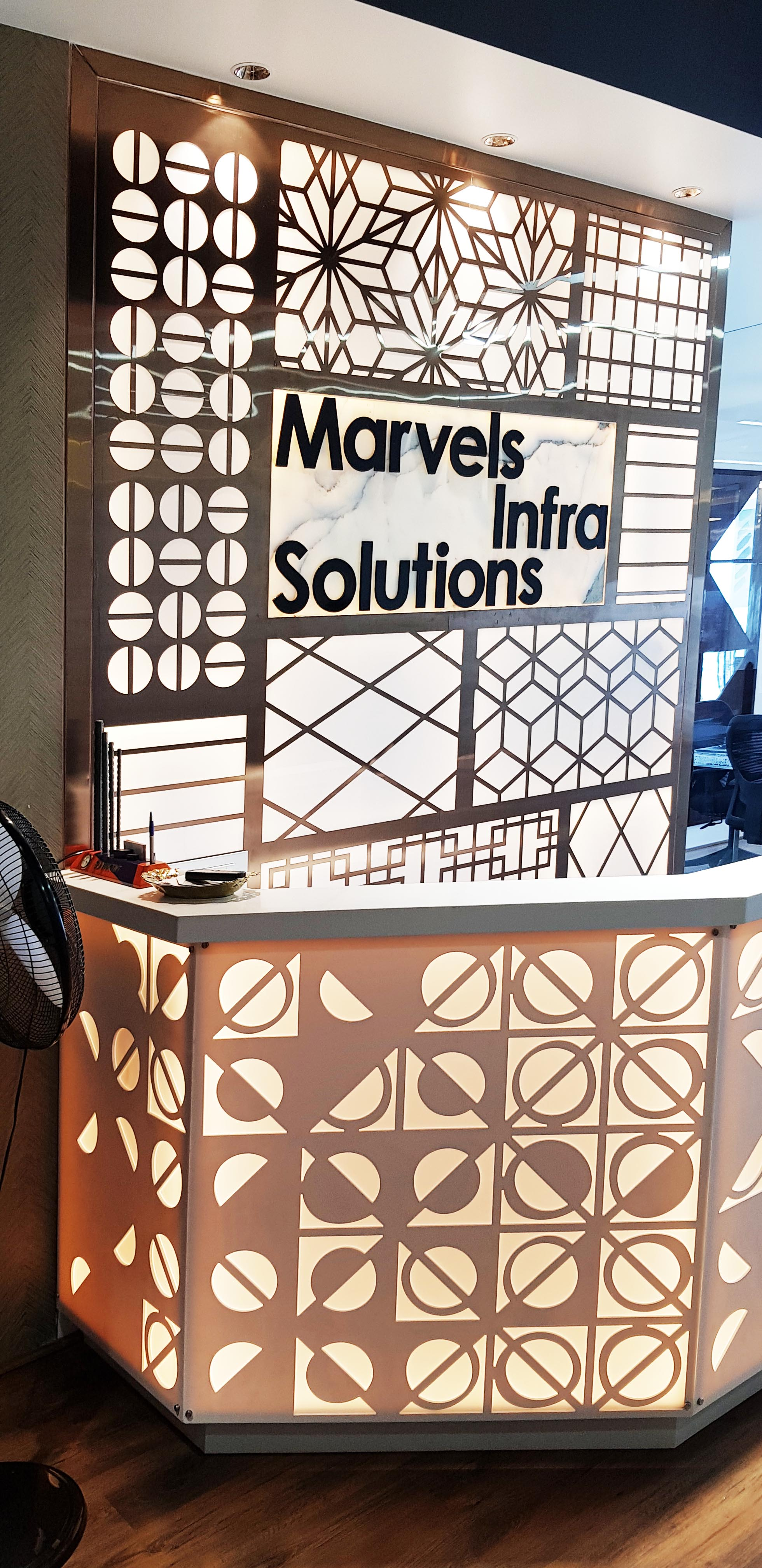 MARVELS INFRA SOLUTIONS