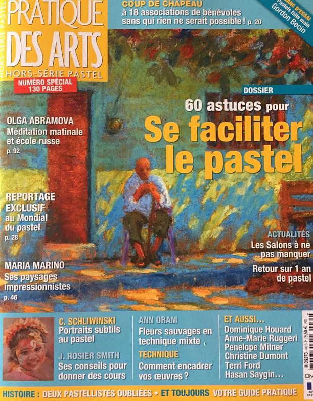 Pratique des Arts Spécial Pastel n°44