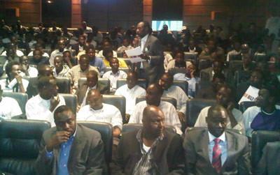 """Intervention lors du colloque """"Quelle justice pour le Darfour?"""", Maison du Barreau"""