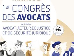 Premier Congrès des avocats, Maison de la Mutualité