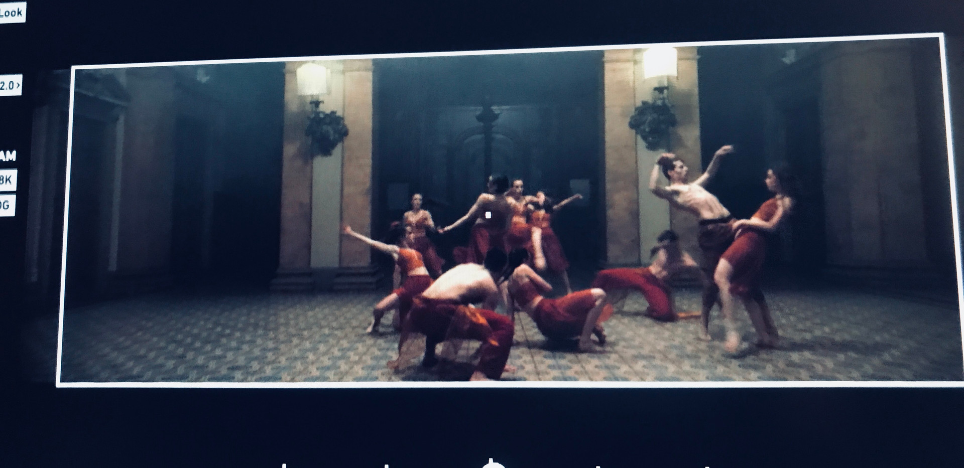 sam smith milano contemporary ballet video coreografia roberto altamura