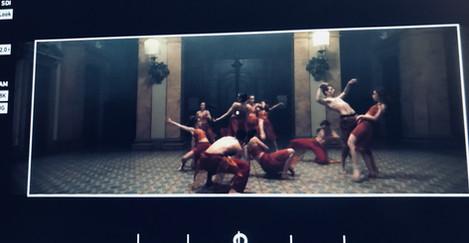 sam smith milano contemporary ballet video coreografia roberto altamura