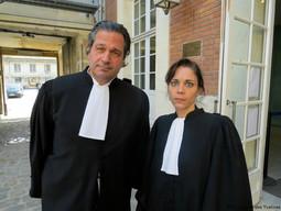 Défense de Madame L. devant la Cour d'assises de Versailles avec Me Sophie DOMINGOS