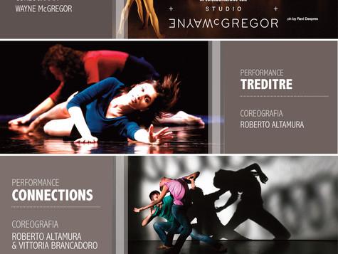 Il 20 maggio a Milano, la prima di Milano Contemporary Ballet