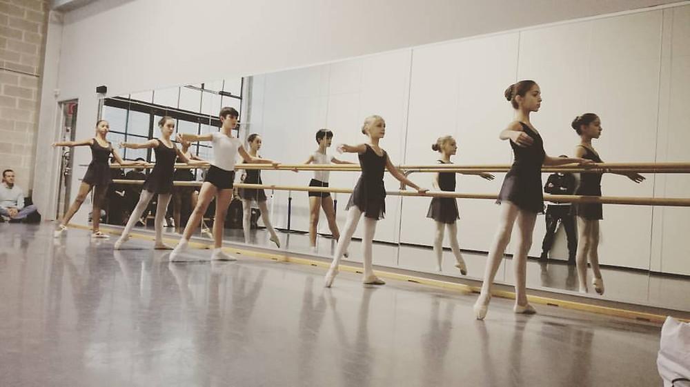 corsi professionali danza classica milano