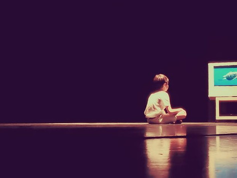 Un nostro piccolo danzatore tra i professionisti