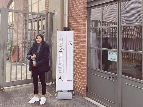 Benvenuta Taegyeong dalla Korea  🇰🇷