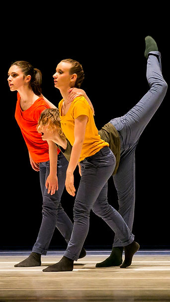 milano dance company, contemporary ballet, performance