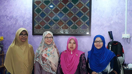 Malaysian researchers have done the fieldwork_