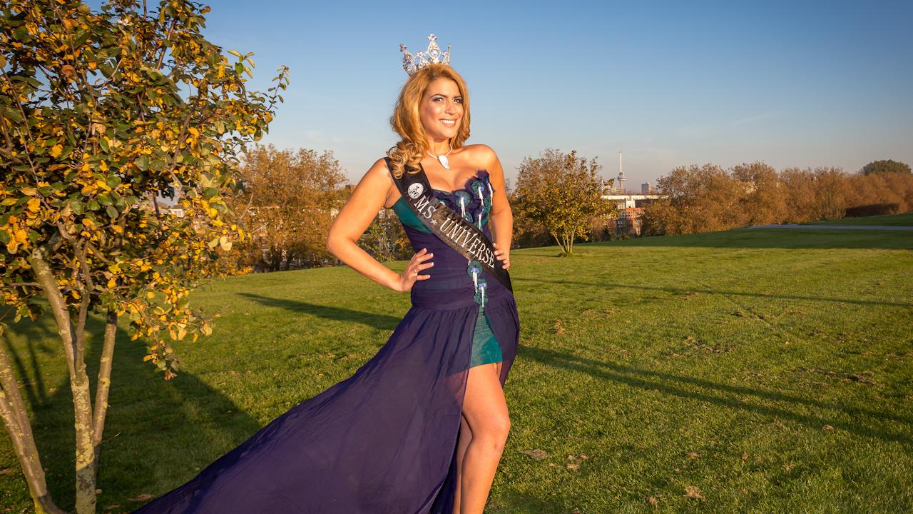 Ms Universe 2016 Yolanda Koelhof