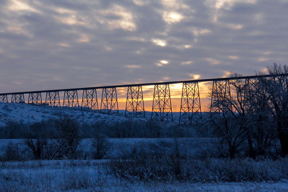 Christmas Morning Bridge