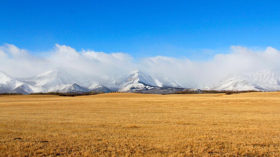 Clark Range, Alberta Rockies