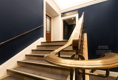 Auction House Staircase