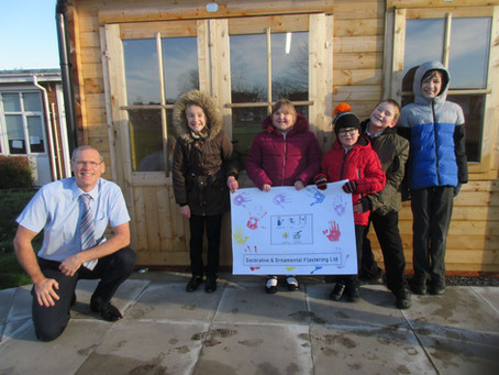 A special thank you from Belmont Special School