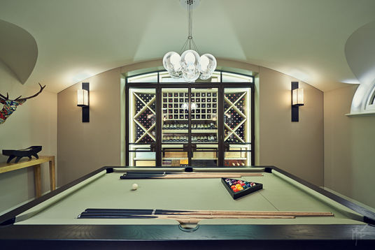 Games Room / Wine Cellar