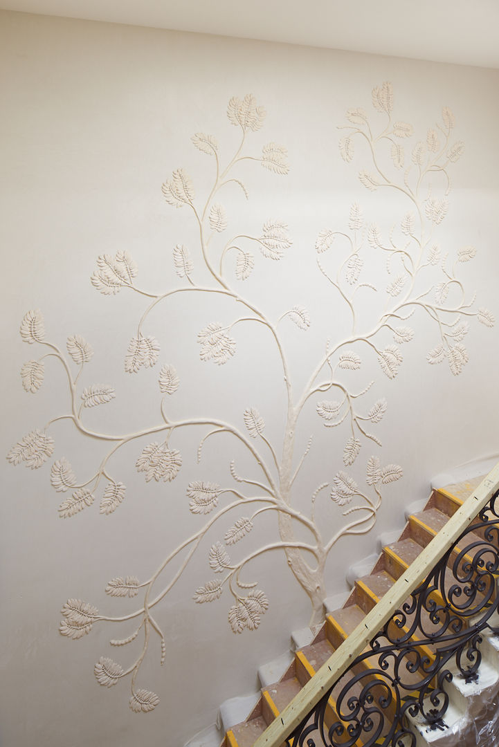 Bespoke Wall Panel Fibrous Plaster Mouldings