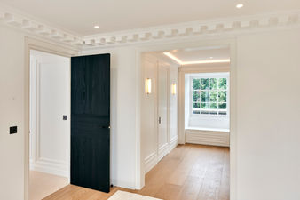 Bespoke Fibrous Plaster Cornice, Partitions and Suspended Ceilings