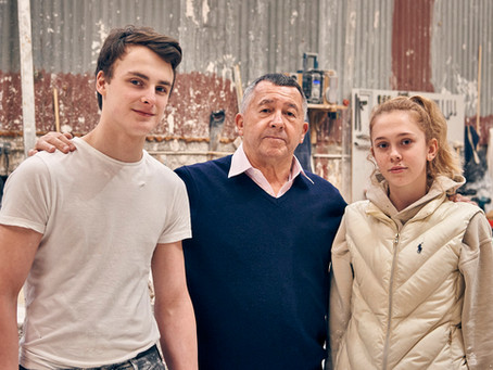 Hopes for the future: A chat with our apprentices