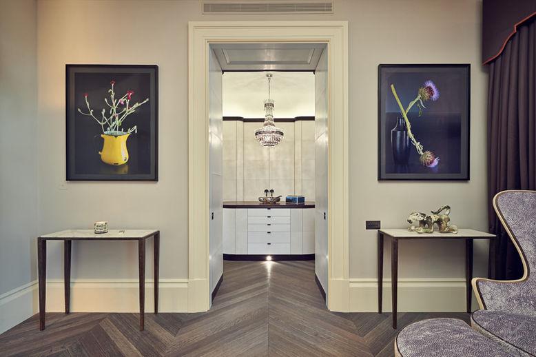 Bedroom & Dressing Room