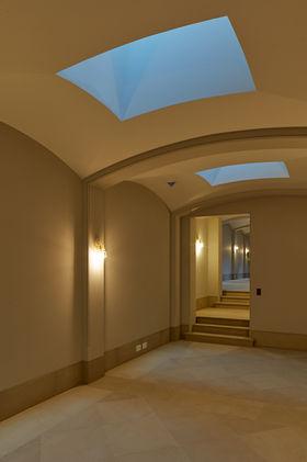 Fibrous Plaster GRG Vaulted Ceiling