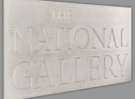Company completes National Gallery commission