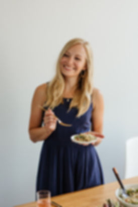 Stephanie Rink, Founder, CEO, and Registered Dietitian