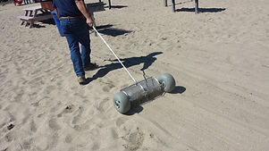 Beach Cleaning, Sand Sifting Tool, Beach Cleaner