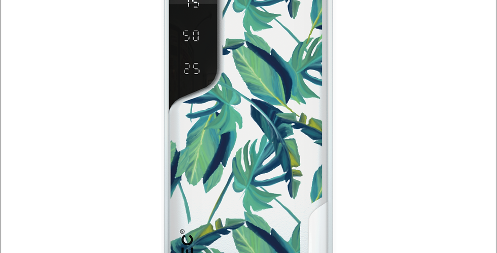 Style Forest Green 6,000mAh Dual Port Power Bank