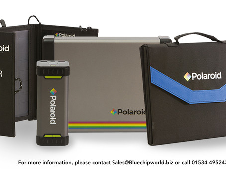 Bluechipworld are proud Distributors of Polaroid Power