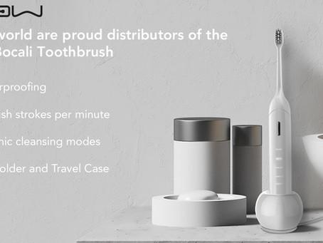 MiPow Bocali Toothbrush