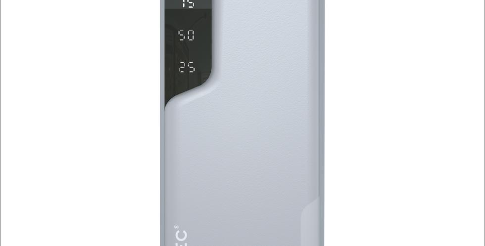 Style Stone Grey 6,000mAh Dual Port Power Bank