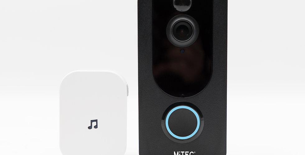 MiView ll Video Doorbell and Chime