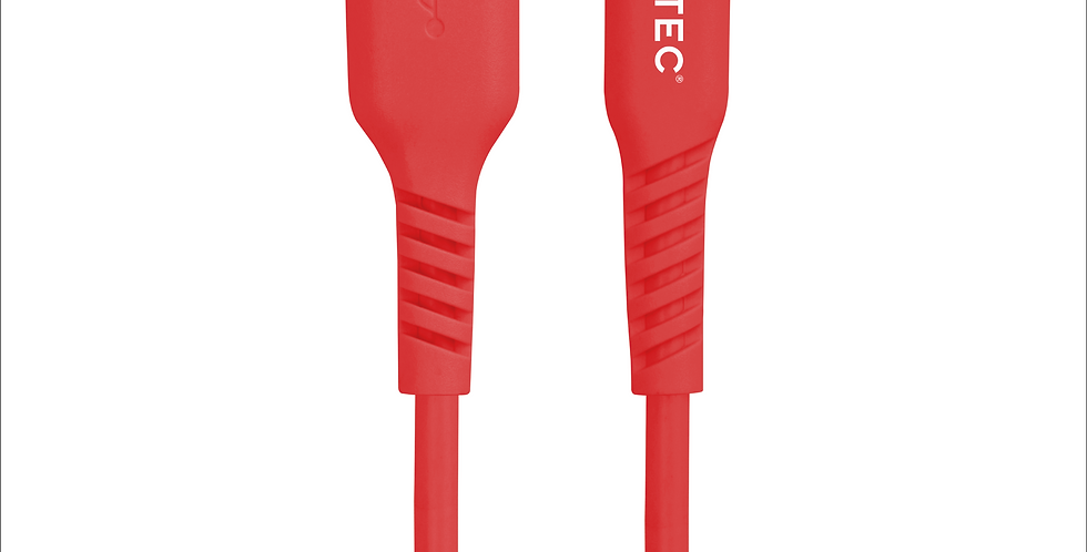 Style Ladybird Red Lightning to USB Charge/Sync Cable