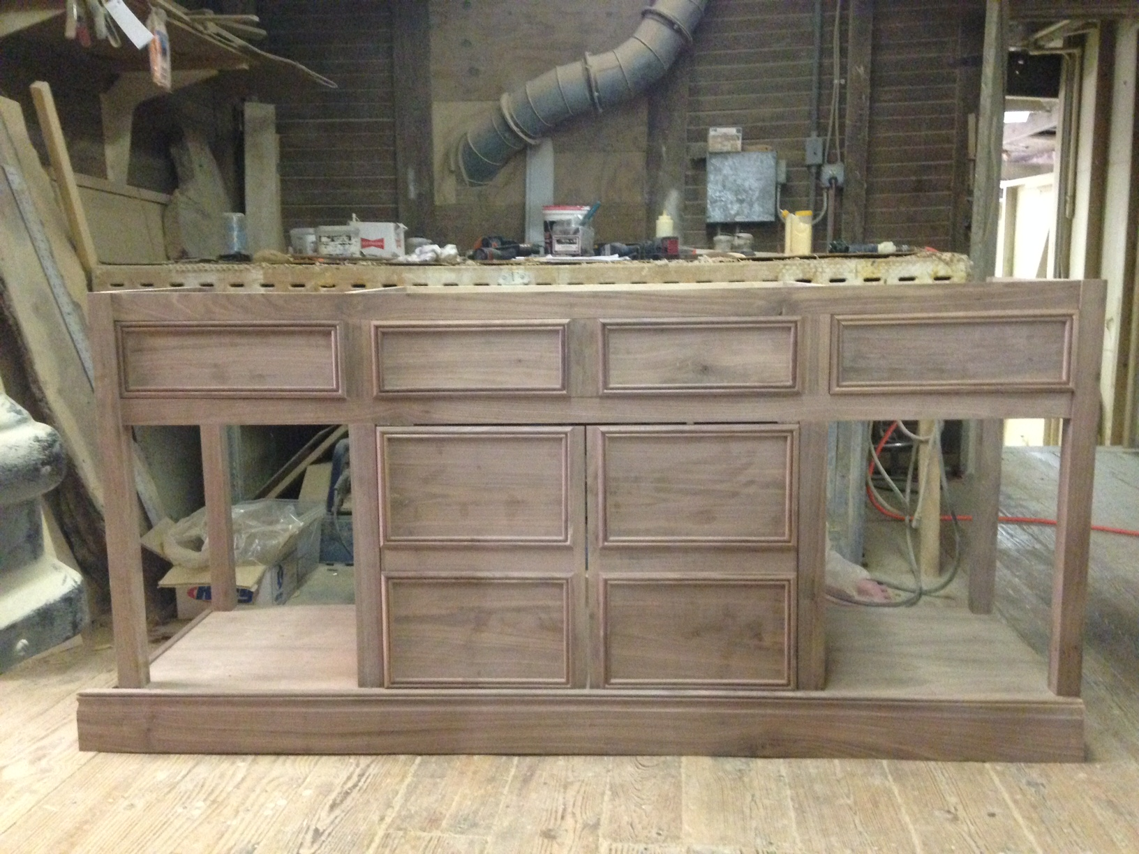 Heath's Millwork Walnut