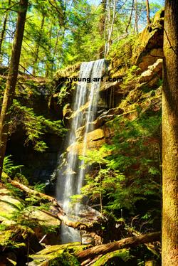 Clifty Creek Falls