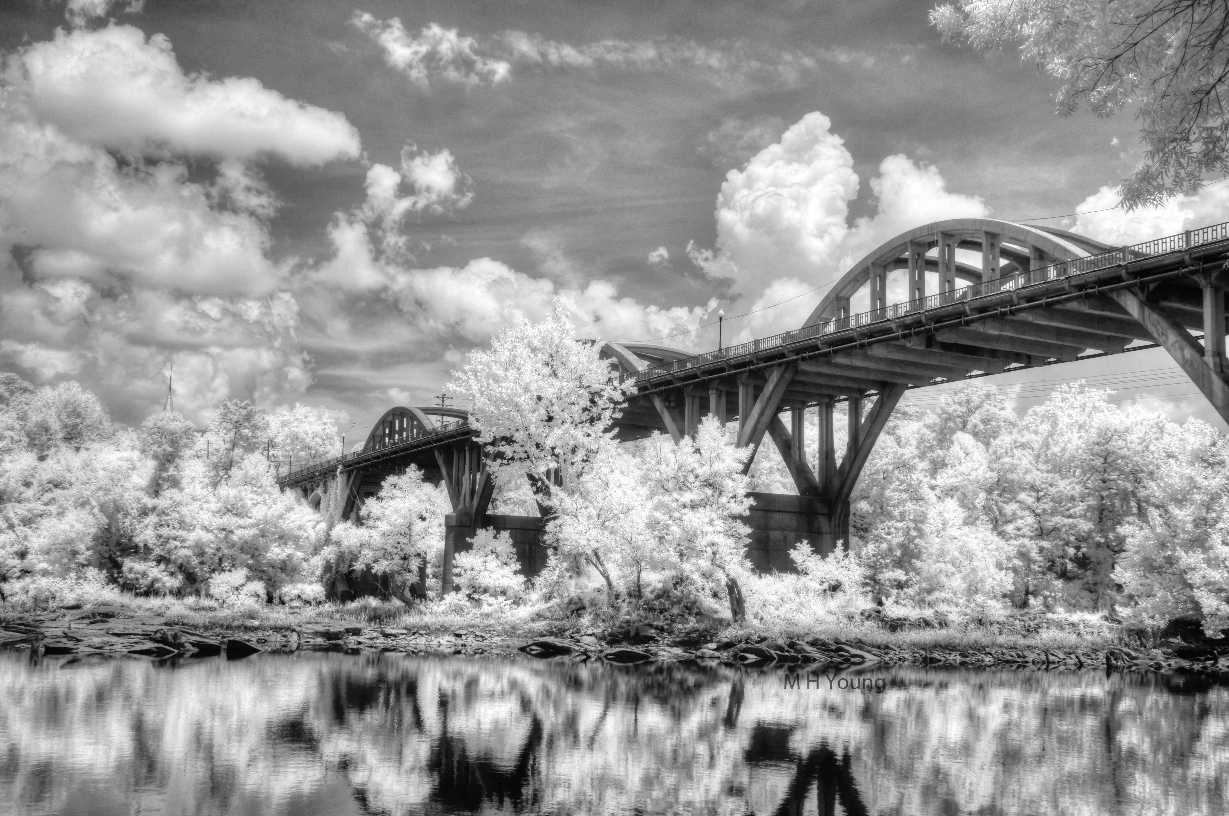 Coosa River Bib Graves Bridge