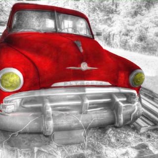 Mopar 1952 Plymouth Suburban