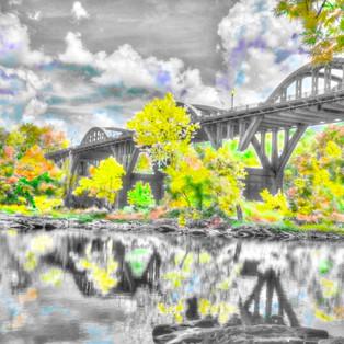 Bib Graves Bridge Coosa River