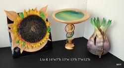 Sunflower , Multi Axes , Turnip