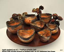 Apple 7 bowls