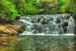 Dicks Creek Falls WM N. Ga.