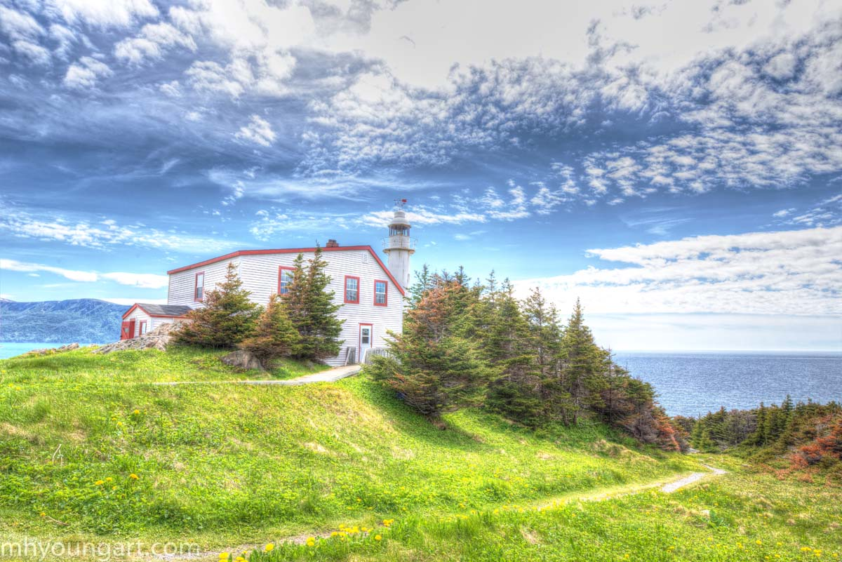 N F lobsterbay lighthouse  copy