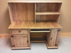 Heath's rustic Pine Desk  ldi