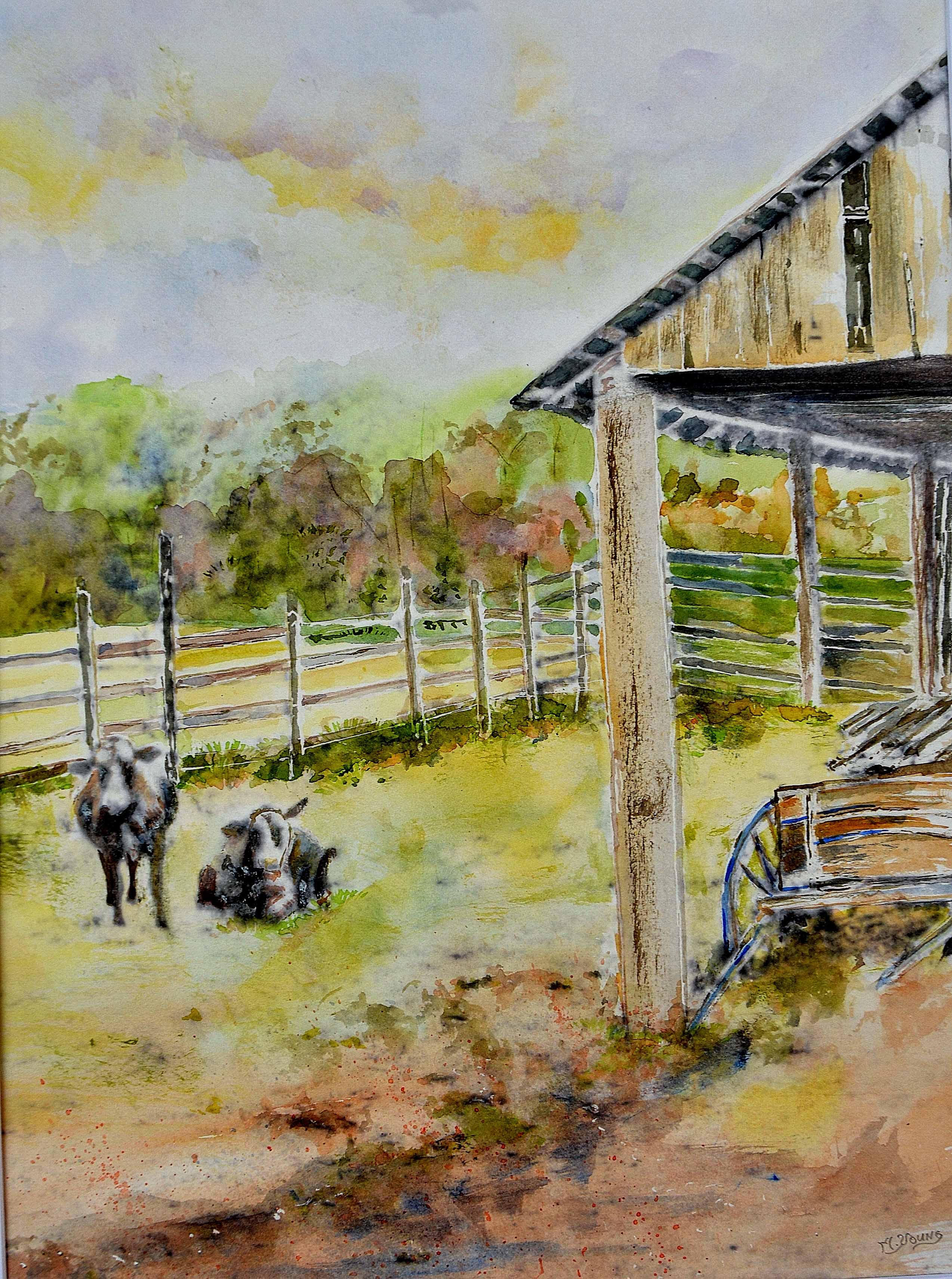 Kennedy Barn