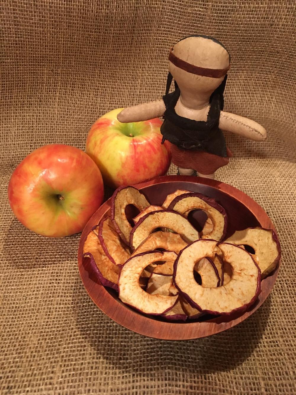 Michigan Apple Rings