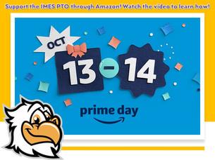 Video | Support IMES PTO via Amazon