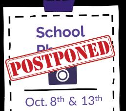School Pictures | Postponed