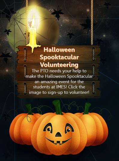 Spooktacular Volunteering
