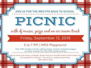 Back to school picnic!