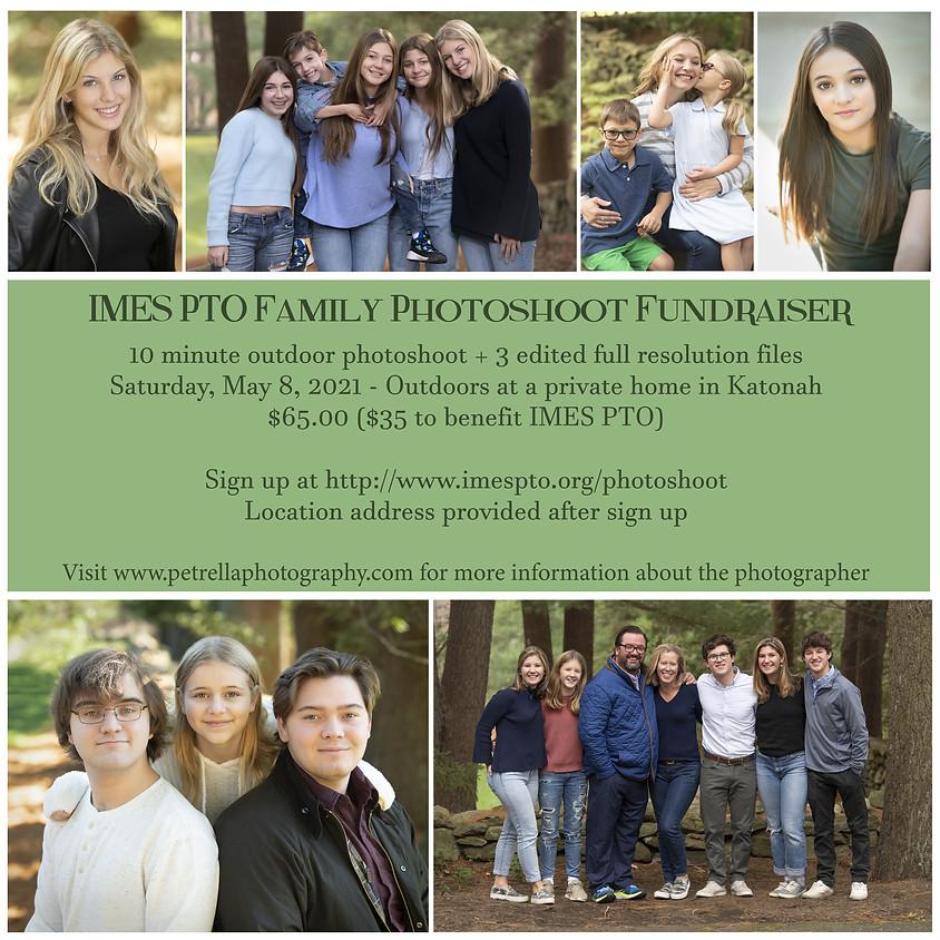 IMES PTO Family Photoshoot Fundraiser